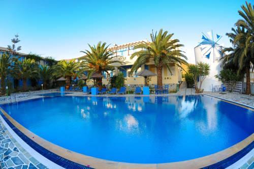 Efstathia Hotel - dream vacation