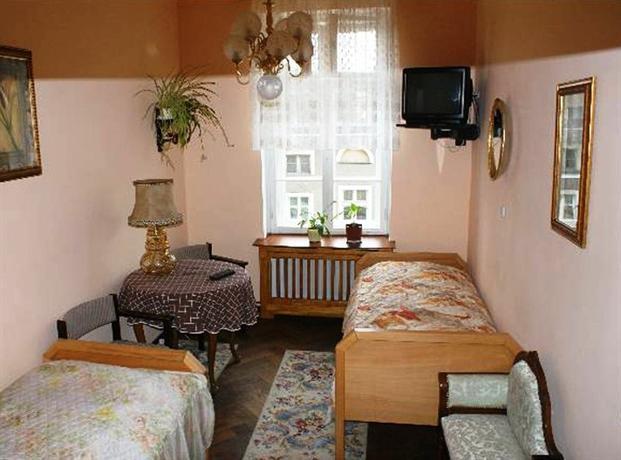 Dom Goscinny Radkow - Gory Stolowe - dream vacation