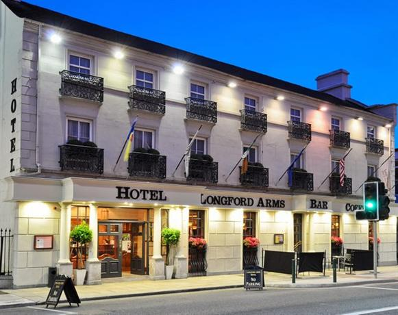 Longford Arms Hotel - dream vacation