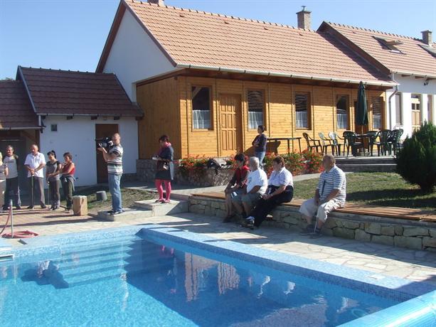 Hegyalja Gyongyszeme Panzio - dream vacation