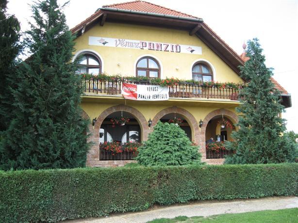 Venusz Panzio es Vendeglo - dream vacation