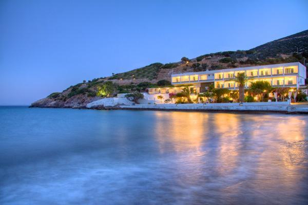 Platys Gialos Hotel - dream vacation