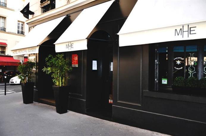 Hotel Monceau Elysees - dream vacation