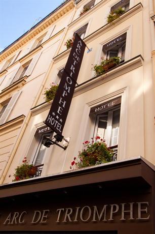 Hotel Arc de Triomphe - dream vacation