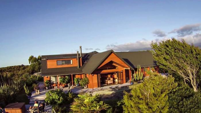 Birds Ferry Lodge - dream vacation