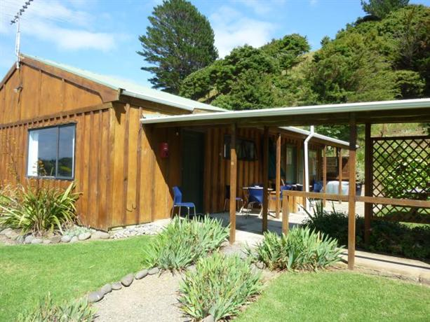 Aotea Lodge Great Barrier - dream vacation