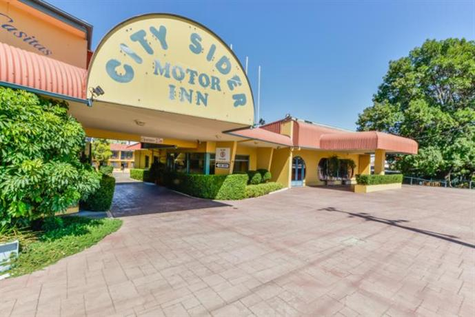 City Sider Motor Inn - dream vacation