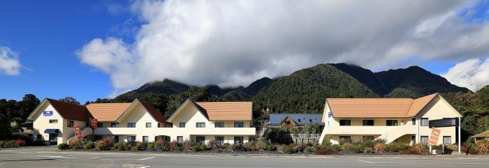 Bella Vista Motel Fox Glacier - dream vacation