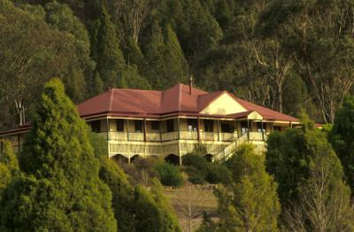 The Mudgee Homestead Guesthouse - dream vacation