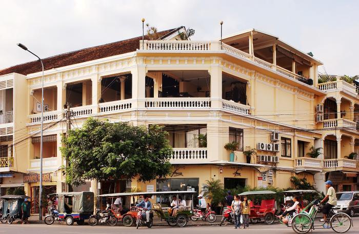 FCC Phnom Penh Boutique Hotel - Phnom Penh -