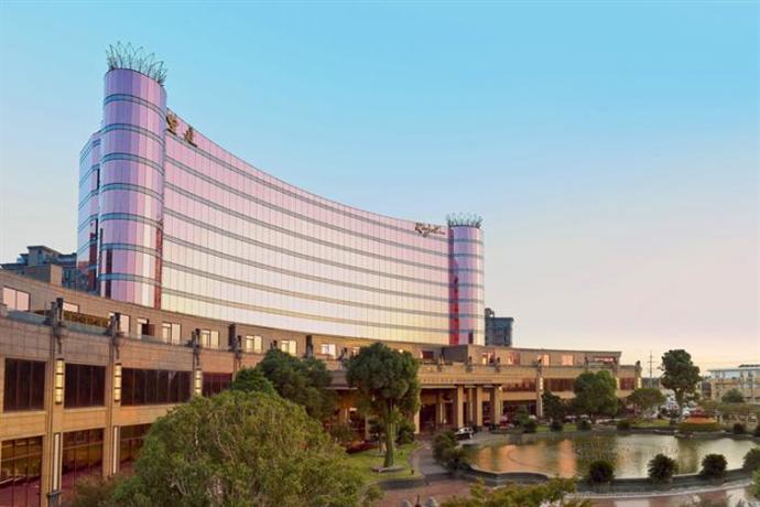 Royal International Hotel Shanghai - Pudong International Airport - dream vacation