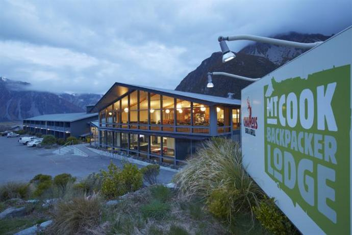 Mt Cook Lodge & Motels - dream vacation