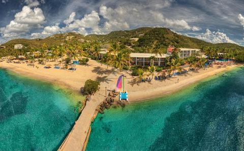 Bolongo Bay Beach Resort - dream vacation