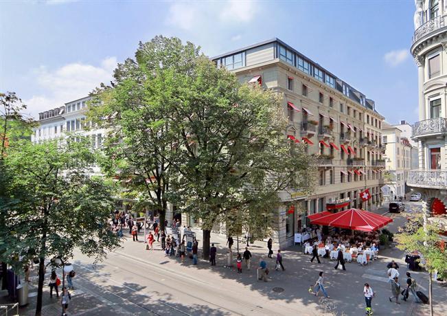 Hotel St Gotthard Zurich - Zurich -