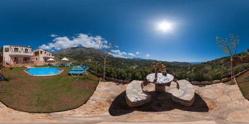 Triopetra Villas Fournou Lago - dream vacation