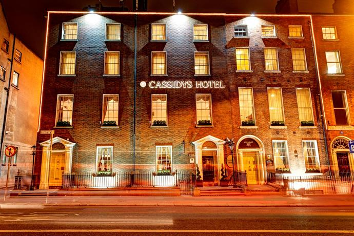 Cassidys Hotel - dream vacation
