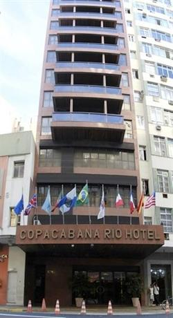 Copacabana Rio Hotel - dream vacation