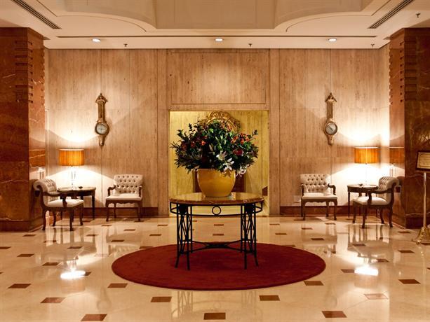L'Hotel Porto Bay Sao Paulo - Sao Paulo -