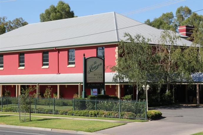 The Lawson Motor Inn