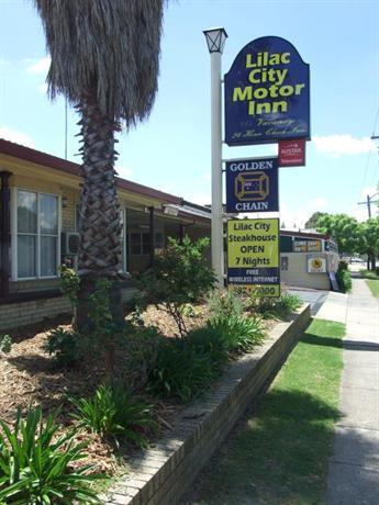 Lilac City Motor Inn and Steakhouse Restaurant
