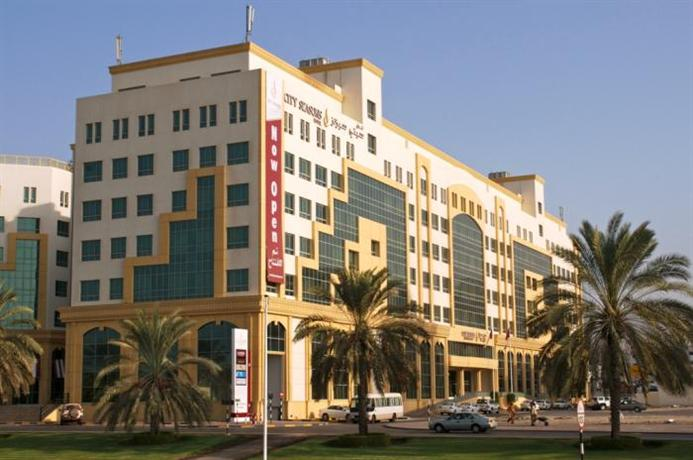 City Seasons Hotel Muscat - dream vacation
