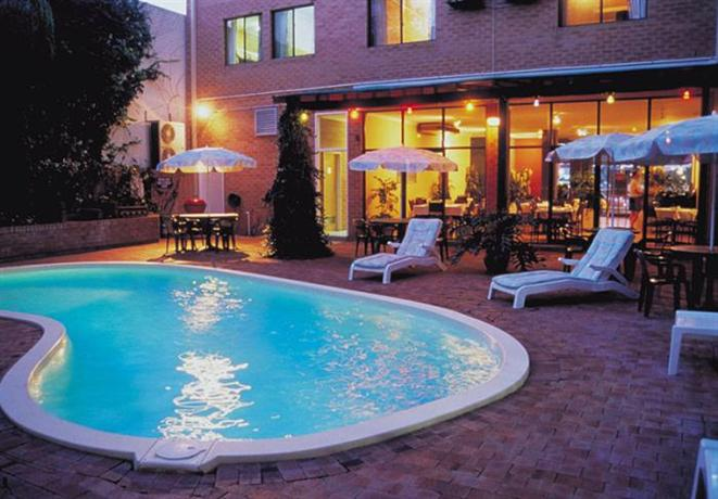 Apartments in Perth city with swimming pool