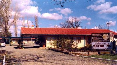 Mercury Motor Inn - dream vacation