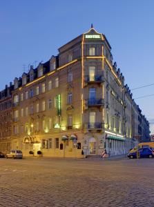 Grand city hotel dresden zentrum die g nstigsten angebote for Dresden hotel zentrum