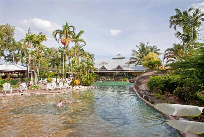 Cairns Colonial Club Resort Резорт Ибис Стилес Кэрнс Колониал Клуб