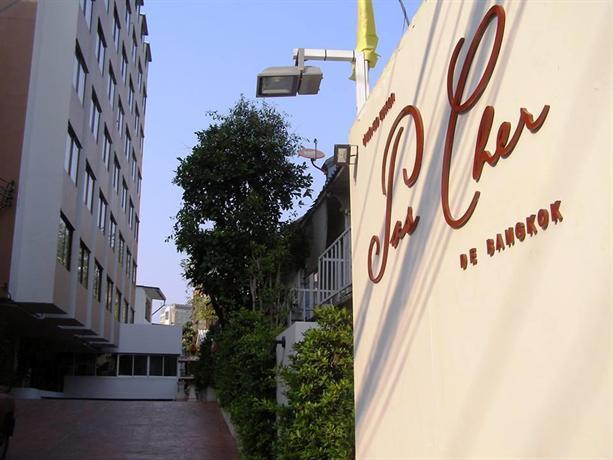 Pas Cher Hotel De Bangkok - dream vacation