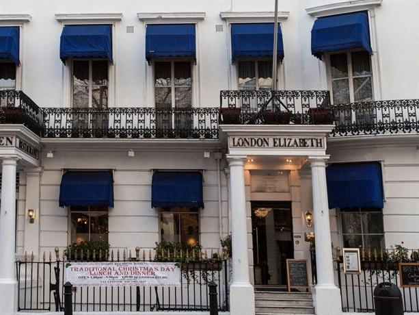 London Elizabeth Hotel - dream vacation