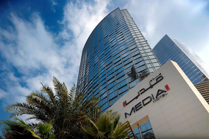 Media One Hotel Dubai Images