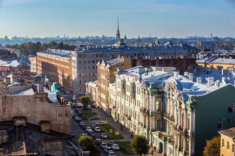 Hotel Indigo St. Petersburg – Tchaikovskogo