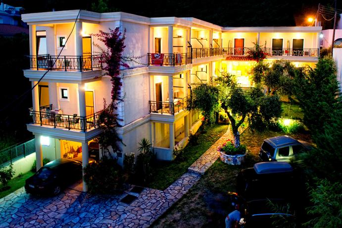 Loukas Hotel & Apartments - dream vacation