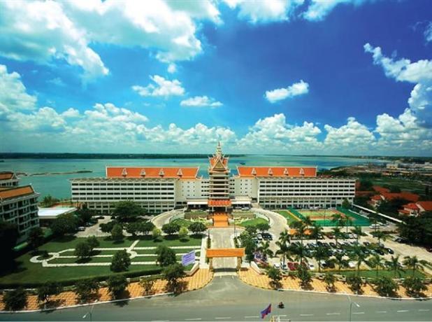 Cambodiana Hotel - Phnom Penh -