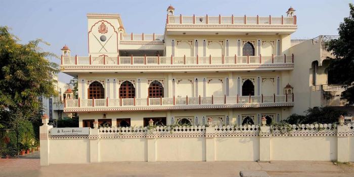 Laxmi Palace - dream vacation
