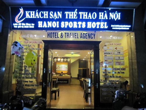 Hanoi Sports Hotel - dream vacation