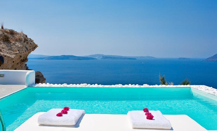 Villa Katikies - dream vacation