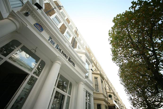 Best Western Boltons Hotel London Kensington - dream vacation