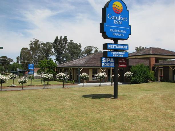 Bushmans Comfort Inn