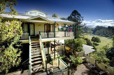 Bellingen YHA: The Belfry Guesthouse