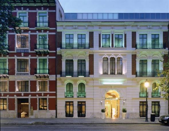 Hospes Palau de la Mar Hotel - dream vacation