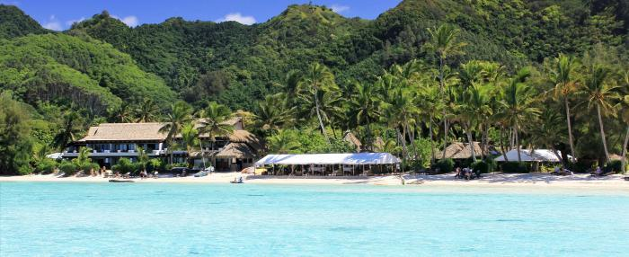 Pacific Resort Rarotonga - dream vacation