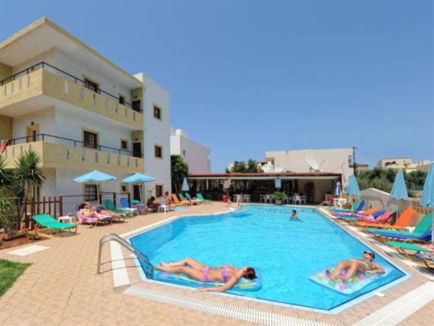 Stelios - Pasiphae Apartments - dream vacation