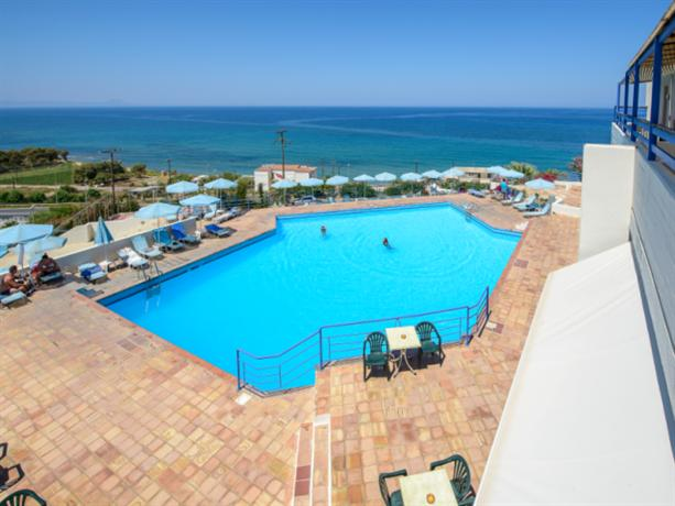 Scaleta Beach Hotel - dream vacation