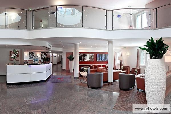 H+ Hotel Leipzig - dream vacation