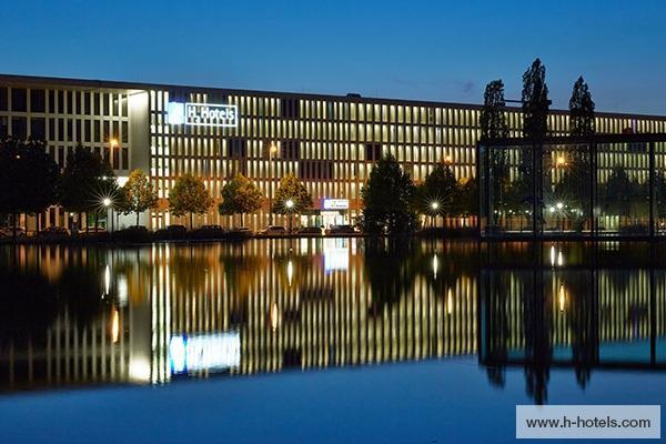 H2 Hotel Munchen Messe - dream vacation