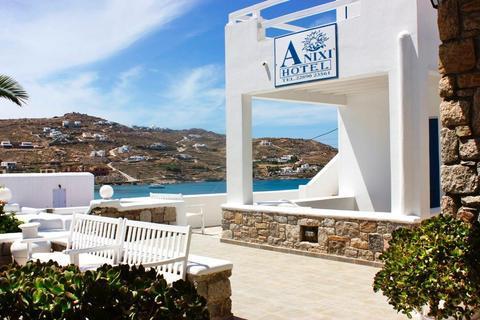 Anixi Hotel & Studios - dream vacation