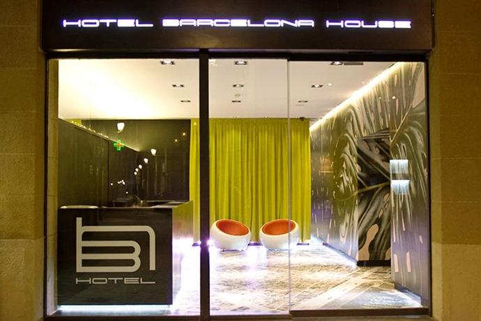 Hotel Barcelona House - dream vacation