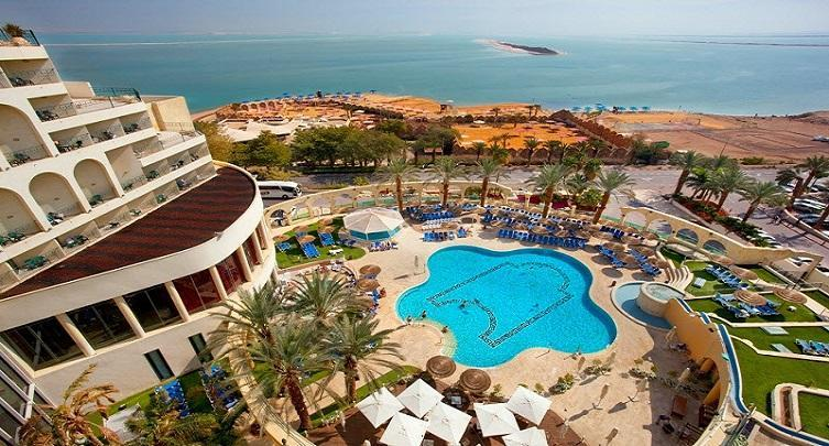 Daniel Dead Sea - dream vacation